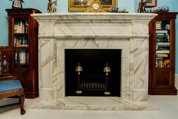 Calizas mallorca s a chimeneas - Fotos de chimeneas decorativas ...