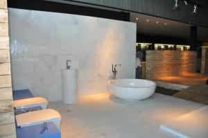 Baño Blanco Ibiza
