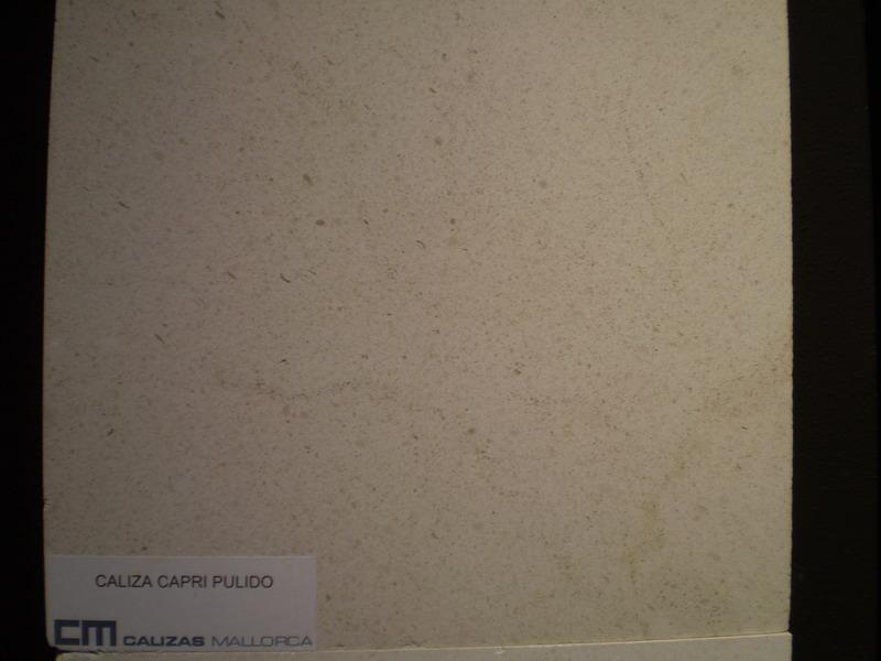 Caliza Capri pulido