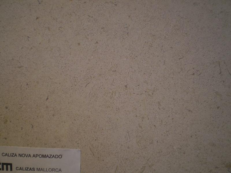 Calizas mallorca s a caliza nova for Marmol veta marron