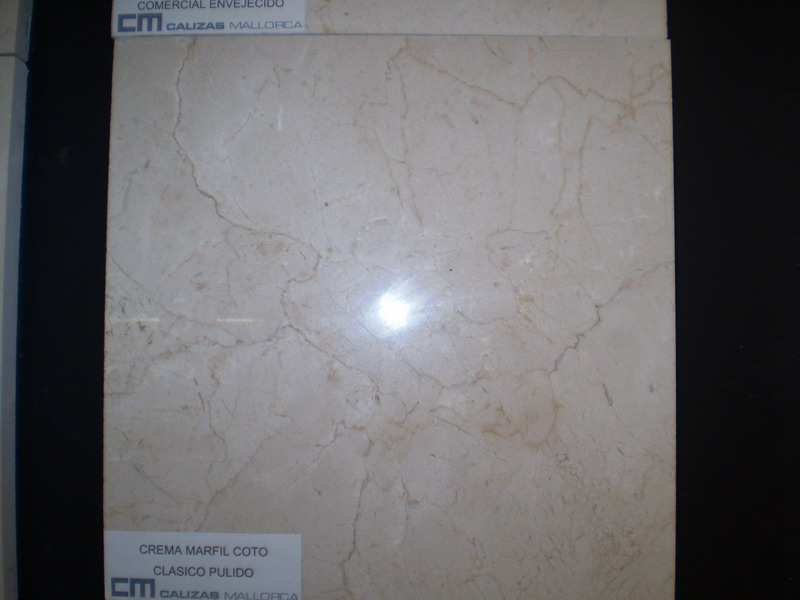 Crema Marfil Coto Clasico pulido