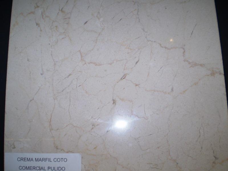 Crema Marfil Coto Comercial pulido