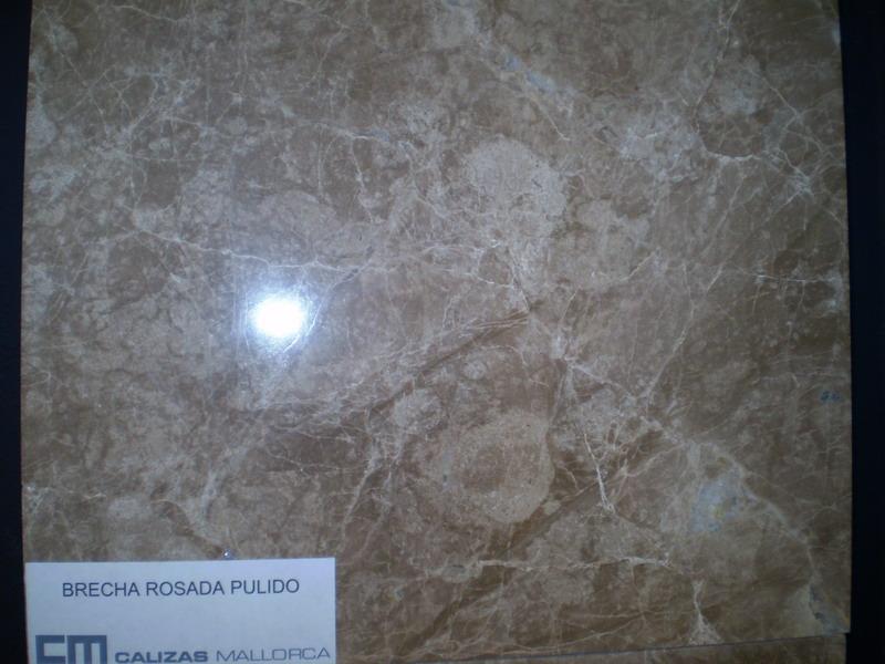 Brecha Rosada pulido