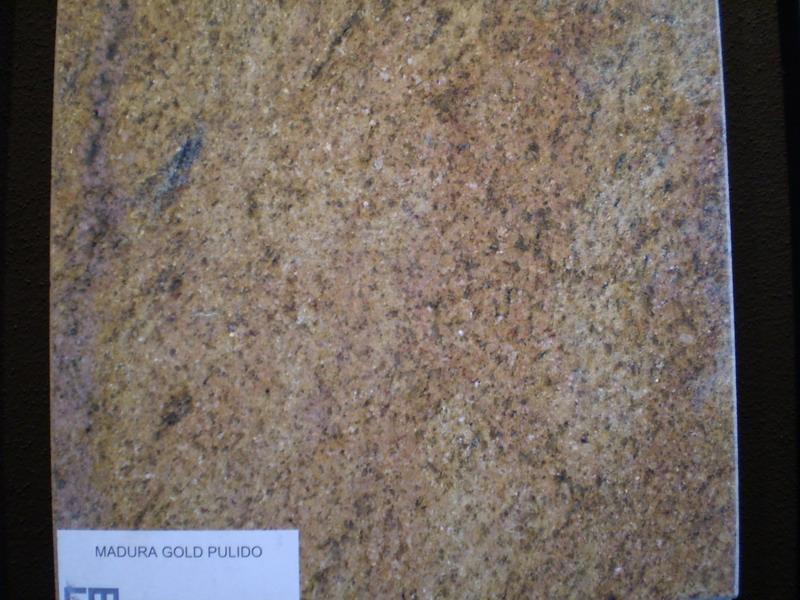 Madura Gold pulido