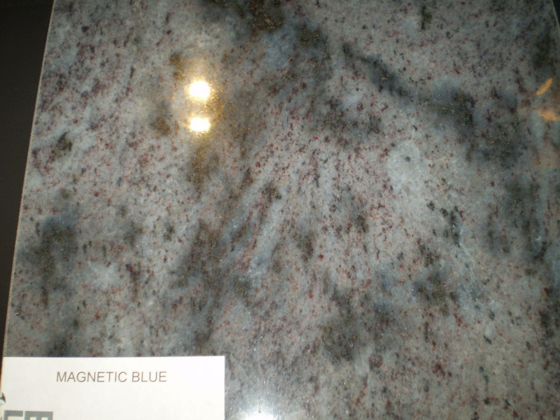 Magnetic Blue pulido