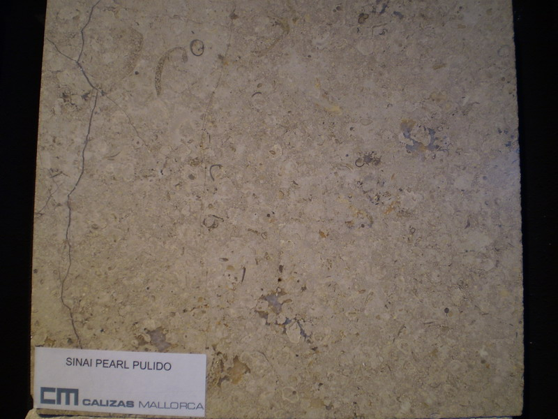 Sinai Pearl pulido