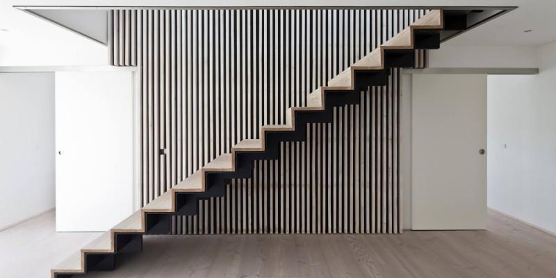 Escalera 8
